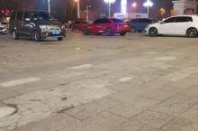 物美前停车场
