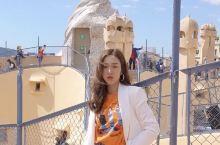 西班牙巴塞罗那|那么你必去打卡的景点 追踪着高迪的足迹 所到之处就是人人人人人人人人人人 巴塞罗那真