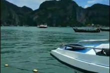 【带你看泰国】普吉大皮皮岛上岛游玩