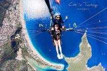 千万不要去土耳其费特希耶小镇玩滑翔伞!因为你会上瘾 🌍体验地点:土耳其费特希耶小镇 🎫体验费用:46