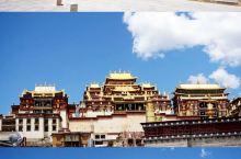 云南香格里拉 | 松赞林寺,小布达拉宫