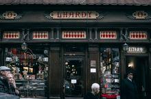 马德里最值得品尝的传统美食Casa Lhardy 位于马德里市中心的这家Lhardy历史悠久,自18