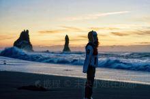 冰岛 | 全球十大最美沙滩~黑沙滩.震撼无比 冬季的冰岛,可以说是美妙绝伦。冰岛的阳光一年四季都不太