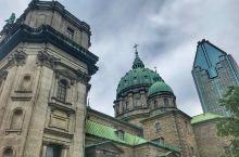 【蒙特利尔】圣母世界之后主教座堂(Basilique-Cathédrale Marie-Reine-