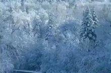 青海的冬季就是这么美