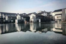 汇龙湖,雪后