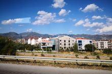 新城区 ——土耳其 土耳其城市在发展,保护老城区,建设新城区……@