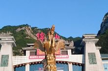真的很大,有的景点很值得去看看,介神庙真的很震撼!