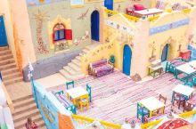 """漫天黄沙里的""""童话世界"""" 埃及国土的 94% 都是一片苍茫的黄色 但让人意想不到的是 在埃及还藏有一"""