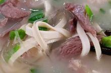 马公店的这家将羊汤做成非物质文化遗产也是非常牛的一件事了。