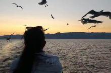 美丽的贝尔加湖,人与自然之间的关系