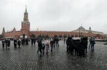 莫斯科红场之一。