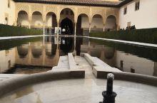 纳塞瑞斯皇宫狮子中庭!