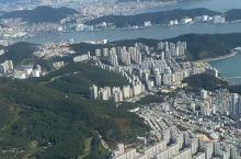 从釜山上空手机航拍,没想到还很清晰,几日的行程结束了,回程是仁川机场,不知道是否也可拍到仁川市的美景