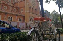 黄包车与红教堂…