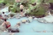 帶著美僑同胞,陽明山野溪溫泉