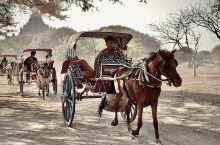 馬車,寺廟,塵土,穿越千年的歲月!