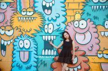 最受日本游客欢迎的涂鸦墙 优衣库联名款