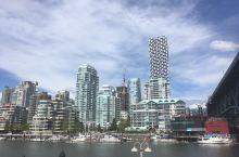温哥华入夏,天气开始慢慢热起来,蓝天白云下的downtown美景,希望疫情消退。