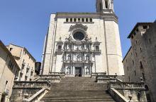 权力的游戏拍摄景点之一:赫罗纳大教堂