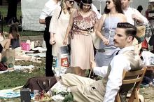【纽约时报评出的最酷年度派对!错过太可惜】 Jazz Age Lawn Party,这个草坪音乐节参