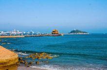 海天一色樱花烂漫吃蛤蜊哈啤酒青岛当地向导飞龙给你做攻略  青岛机场火车站距离市区都不是很远,路程都不