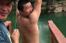 老挝万荣玩水