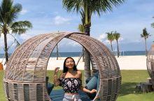 越南富国岛的酒店Fusion Resort(含Spa) . Fusion是越南自己的连锁品牌,虽然没
