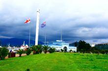 4月20日  第比利斯~库塔伊西~巴统387公里 第比利斯淅淅沥沥的小雨并没有耽误前往黑海岸边巴统的