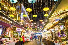 桂林旅行|夜里的西街就是一支欢腾的歌  一程山水一程歌,夜里的西街,就是一支唱尽繁华欢腾的歌。  西
