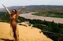 腾格里沙漠之美
