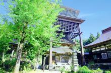 """小众目的地日本赤城山西福寺  这里封存着石川云蝶200年前的画作 在日本,石川云蝶被称为""""越后的米开"""