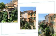 """""""法国最美丽的村庄""""之一陶瓷小镇,又名""""圣玛丽村(MOUSTIERS-SAINTE-MARIE)——"""