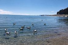 美丽的纳木错湖,一个来了就不想走的地方。