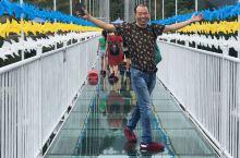 南宝山玻璃桥