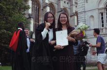 大学同学女儿剑桥大学毕业了,祝贺祝贺!