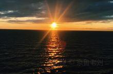 美国西北海岸的太平洋落日还是挺壮观的吧?