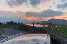南尖岩看日落