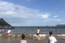 大京沙滩,每年夏季都会去的