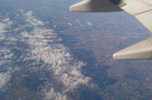 飞越荷兰上空