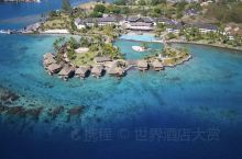 大溪地洲际spa度假酒店 InterContinental Tahiti Resort & Spa