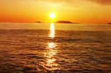 美丽的日出