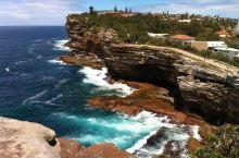 爱在山海之间,天地如此壮阔——峭壁公园  和男朋友的第一次双人旅行选择了澳洲,还在飞机上时,就被邻座