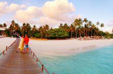 马尔代夫之蓝色的梦-伊露岛! 亲子主题不容错过! 带着孩子看世界!