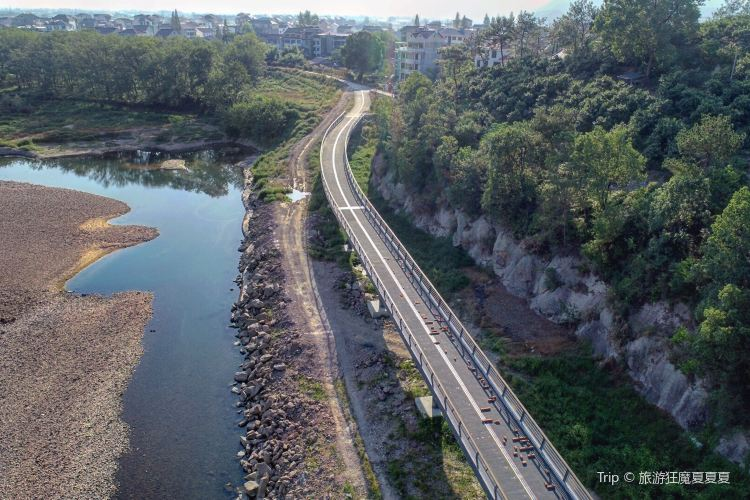 甌江漂流樂園4