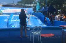 冲浪模拟体验