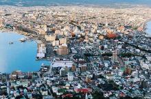 美丽的港口小城-函馆