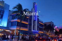 迈阿密夜生活体验...想下辈子住在这! 太太太喜欢这里了...