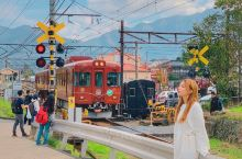 以上六张照片都是在下吉田駅拍的,估不到下吉田駅除了新仓山浅间公园,也充满着不同的景色。 地点 : 山