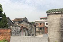 珠三角的乡村景色.....
